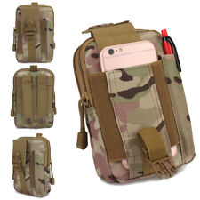 Men Sport Canvas Camo Military Messenger Shoulder Travel Bags Hiking Backpack US