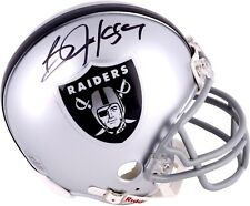 BO JACKSON SIGNED RAIDERS MINI HELMET BECKETT (BAS) COA