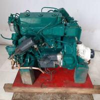 Volvo Penta 2003B Inboard diesel marine engine lifeboat Used - ship by sea