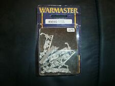 Warhammer Warmaster Chaos Hounds metal Super rare Blister 8205G