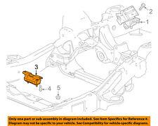 GM OEM-Transmission Trans Mount 23277115