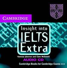 Insight into IELTS Extra Cassette Audio CD: The Cambridge IELTS Course Workbook,