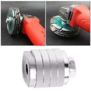 DE M10 / M14 Adapter Winkelschleifer Einstechen Maschine Polierer To Zubehör