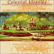 Celestial Litanies: The Ultimate Journey to Mystical Russian Soundscapes Variou