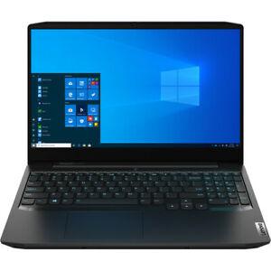 """Lenovo IdeaPad 3 15.6"""" FHD Gaming Laptop GTX 1650 i5-10300H 8GB 256GB + 1TB HDD"""