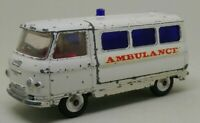 Vintage Corgi 24 Commer Ambulance From The Constructor Set 1963 - 1967