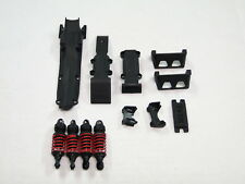 NEW TRAXXAS 1/16 E-REVO Shocks Set +Skid Plates VXL RE11
