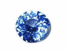 BLUE SAPPHIRE LIGHT BLUE 0.64 CTS ROUND - 18240 NATURAL SRI LANKA LOOSE GEMSTONE