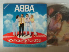 PROMO ONLY / ABBA COCA COLA / 7INCH PS