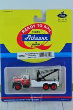 Athearn 93158 Mack B Tow Truck Wrecker Route 66 1:87 Scale HO
