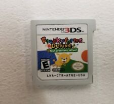 Nintendo 3DS Freaky Forms Your Creations, Alive Freaky Forms Deluxe Game Cart