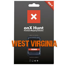 onX Premium Maps GPS Chip Landowners & Property Boundaries for Garmin - WV