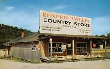 RENFRO VALLEY, KY Country Store US 25 Roadside Kentucky Postcard ca 1960s