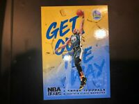 2018-19 HOOPS BASKETBALL GET OUT THE WAY ANDRE IGUODALA #GOW-19 WARRIORS NBA FS