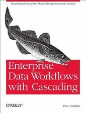 Enterprise Data Workflows with Cascading by Paco Nathan (2013, Paperback)