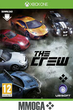 Xbox One - The Crew Key - Microsoft Digital Download Code Rennspiele [EU/DE]
