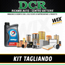 REPLACEMENT KIT PEUGEOT 107 1.0 50KW 68CV FROM 06/2005 + OIL TOTAL 10W40