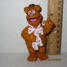 "Fozzie Bear The Muppets Movie 3.5"" PVC Figure Disney"