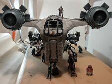 "NEW 4ft Star Wars 48"" 1/18 True Figure Scale RAZOR CREST Studio Scale Resin Kit"
