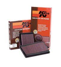 K&N High Flow Air Panel Filter For VW Transporter T5 1.9 2.0 2.5 TD 33-2867