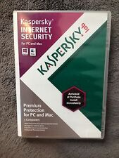 Kaspersky Internet Security 2013 (Retail) (3) - Full Version for Mac