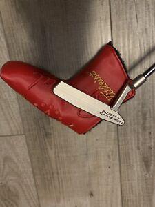 "Scotty Cameron Special Select Newport 2 35"" Putter - NEW - Titleist, 30g Weights"