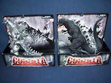 Bandai 10 Inch Godzilla and Mecha-Godzilla NIB 2007 Bandai