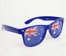 Australia flag glasses,fun party glasses,Australian flag glasses,novelty glasses
