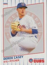 2019 South Bend Cubs Derek Casey RC Rookie Chicago
