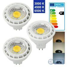 LED spot cob mr16 emisor lámpara luz bombillas bombilla 3w 4w 6w 9w