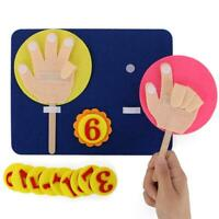 Montessori Lehrmittel Apfelbäume Math Toys Teaching A7H1 Y9N2