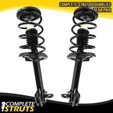 00-01 Plymouth Neon Rear Quick Complete Struts & Coil Springs w/ Mounts Pair x2