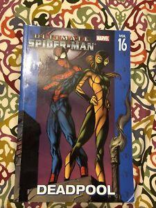 Ultimate Spider-Man - Deadpool (2006, Trade Paperback) Vol 16 1st Printing