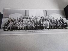 vintage Panoramic Photograph ROYAL SECRET CLASS South COLO CONSISTORY #3 Pueblo