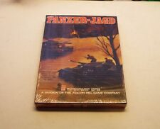 Panzer-Jagd by Avalon Hill for Atari 400/800 - NEW in the Big Box