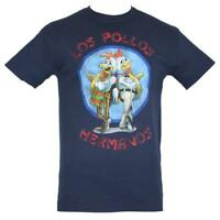 Breaking Bad LOS POLLOS HERMANOS T-Shirt NEW Licensed & Official XS-3XL