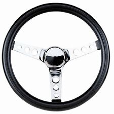 "Grant 838 Classic Foam Series Steering Wheels 13.5"" Diameter Black Grip Color"