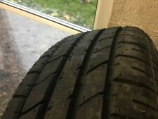 secondhand  peugeot 307  15inch steel wheel with 195/65/15 unused tyre