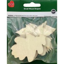 Maple Woodcraft Materials