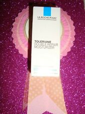 La Roche Posay Toleriane Double Repair Moisturizer Prebiotic Water 0.1 oz Travel