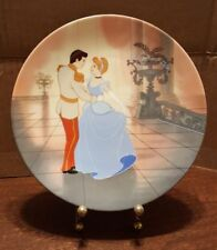 """Disney Cinderella Collector Plate """"So this is Love"""" by Knowles"""