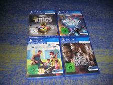 PS4 Starterpaket Sammlung PS4 VR Spiele Hours Billard American Dream Starblood