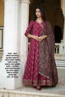 Shubha Jaipuri Bandhej Red Cotton Kurti with Bead Work 34 Sleeve