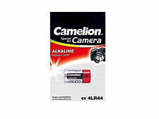 10 Camelion 4lr44-bp1c, 4LR44, PX28A V4034PX A544 6V Photo Batterie