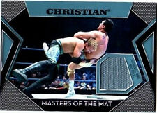 WWE Christian Topps 2011 Masters of the Mat Event Used Relic Card FD