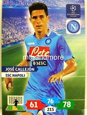 Adrenalyn XL Champions League 13/14 - Jose Callejon - SSC Napoli
