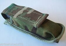 NEW - Genuine MoD Issue Osprey MTP Multicam Pistol Magazine / Knife Pouch