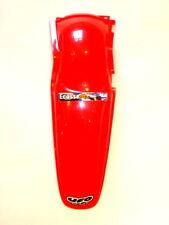 HONDA CR125/250 00-01 PARAFANGO POSTERIORE ROSSO MOTOCROSS UFO