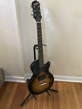 Epiphone by Gibson Special Model Sunburst Black Soft Case