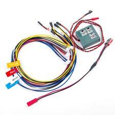 6-Slots LED Flashing Light Kit Racing Drifter For HSP HPI Racing 1:10 RC Car